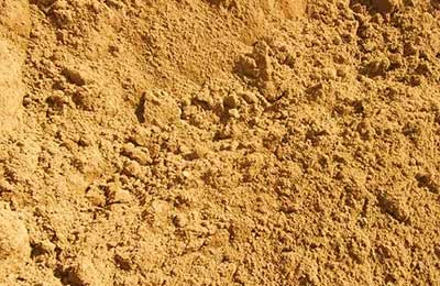 building sand supply