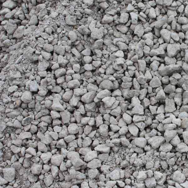 crushed concrete london