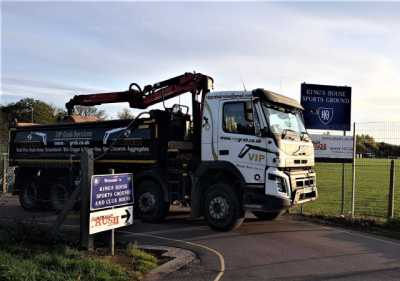Our New Gab Lorries Arrived